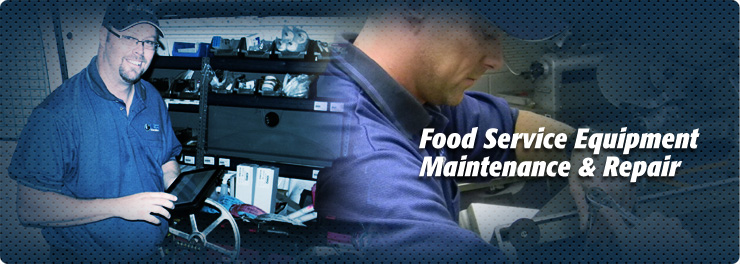 Food Equipment Repair : Kasco commercial food equipment service repair