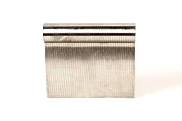 stainless steel block scraper