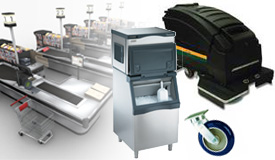 grocery store equipment service
